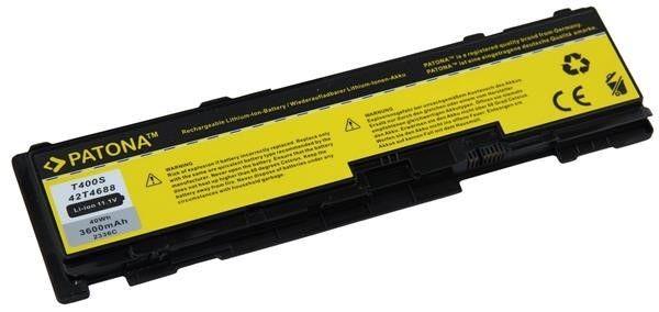 Patona Baterie Patona pro IBM Lenovo Thinkpad T410s 3600mAh Li-Ion 11,1V