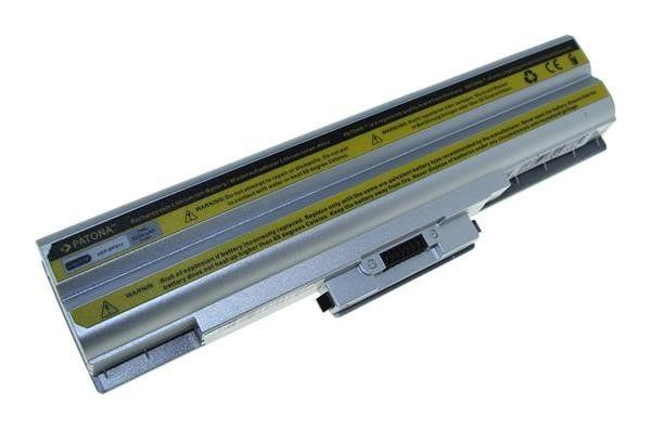 Patona Baterie Patona pro SONY VAIO VGP-BPS13 6600mAh Li-Ion 11,1V silv.