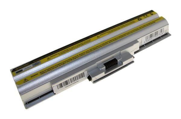 Patona Baterie Patona pro SONY VAIO VGP-BPS13 4400mAh Li-Ion 11,1V silv.