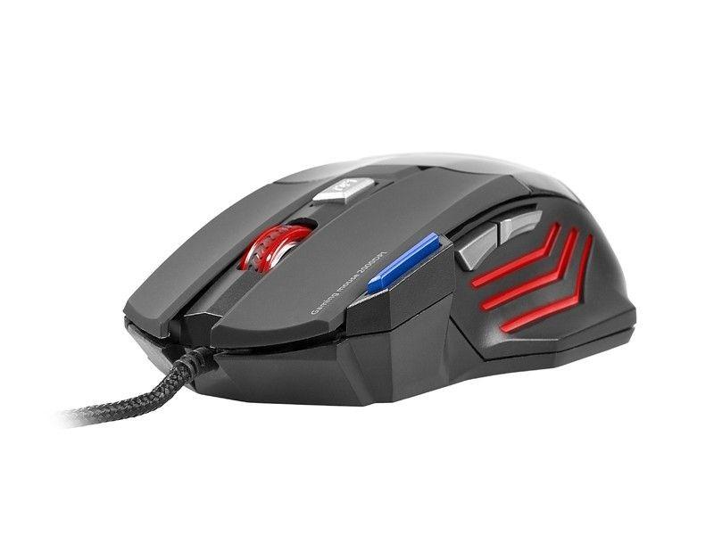 Tracer Mysz Battle Heroes TomaHawk USB 800 - 3200 DPI