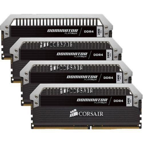 Corsair Dominator Platinum 4x8GB 2400MHz DDR4 CL14 Unbuffered 1.2V