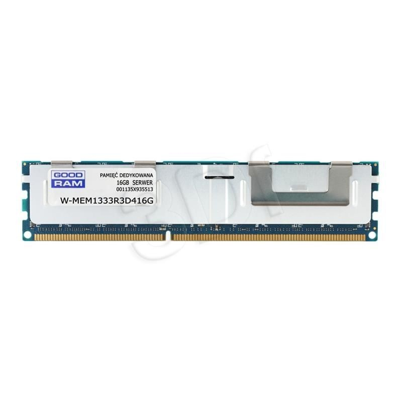 GoodRam DDR3 16GB/1333 ECC REG DIMM