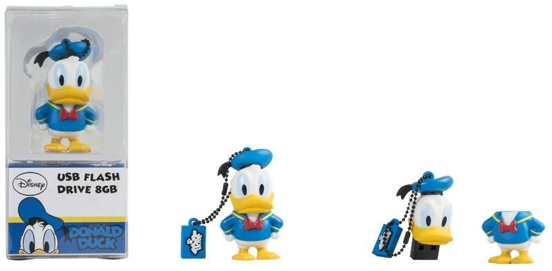 Tribe Pendrive Disney Donald 8GB Tribe USB 2.0