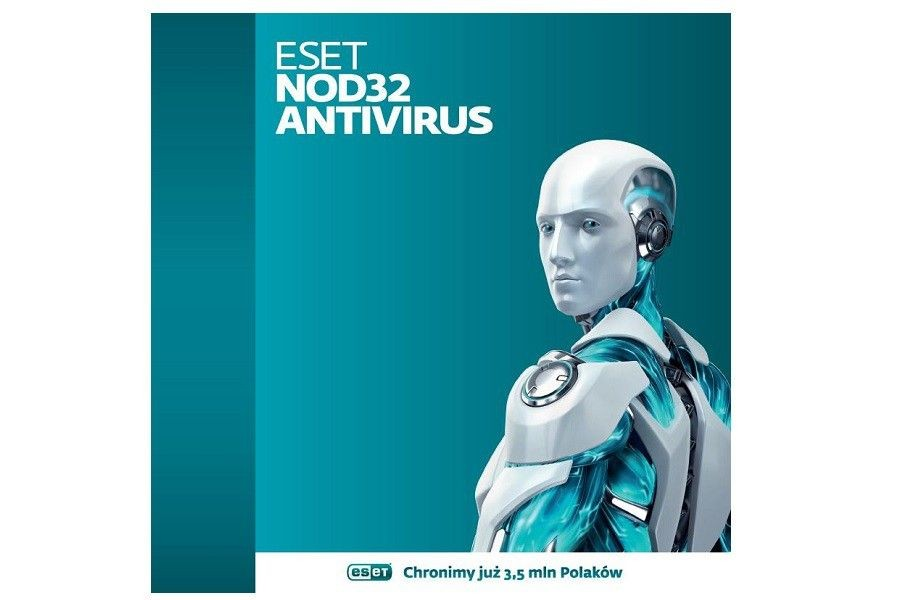 Eset PROGRAM NOD32 Antivirus OEM 1U 36M licencja