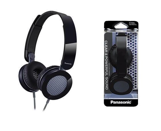 Panasonic Słuchawki RP-HXS200E-K