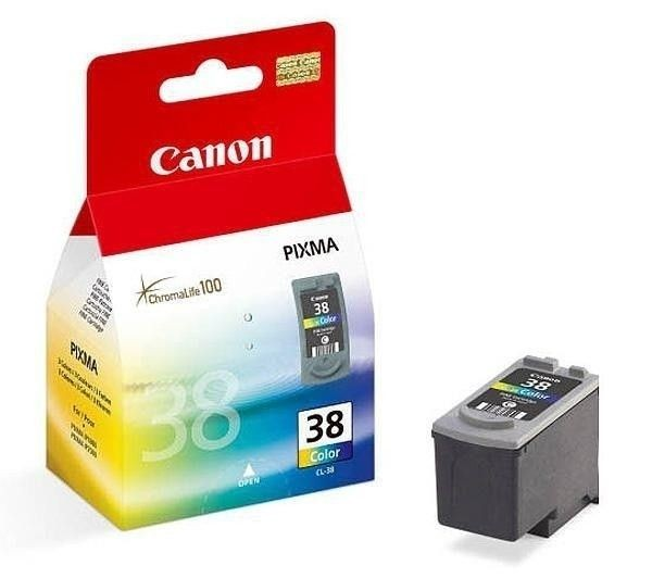Canon CL38 color (9ml, iP1800/iP2500)