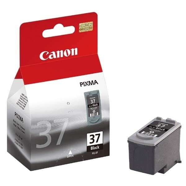 Canon Głowica PG37 black | 11ml | iP1800/iP2500