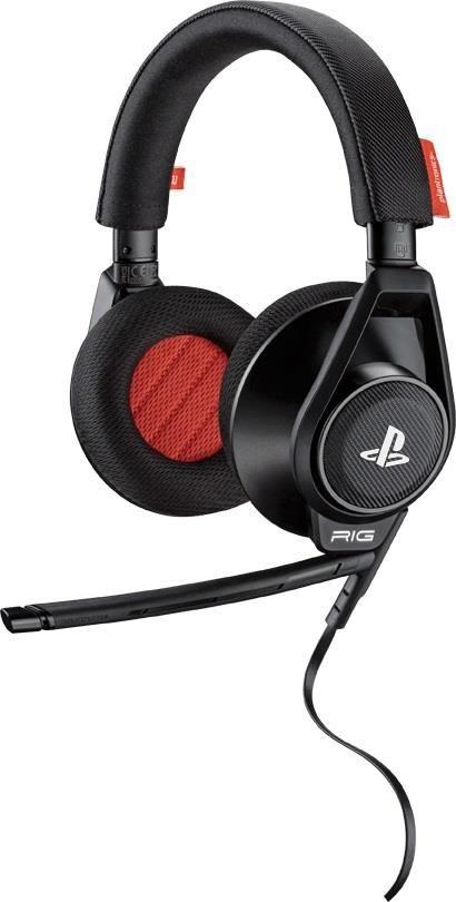 Plantronics Słuchawki z mikrofonem Czarny 203480-05