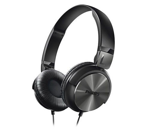 Philips Headphones Closed, 8 - 24,000 Hz Hz, 107 dB dB, Cable Connection: two-sided