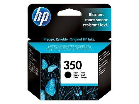 HP No 350 black Vivera