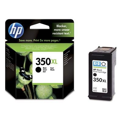 HP No 350XL black Vivera