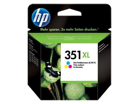 HP No 351XL tri-colour Vivera