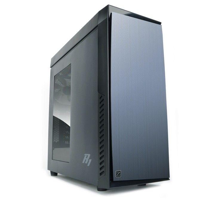 Zalman Obudowa R1 Midi Tower (bez PSU, USB 3.0)