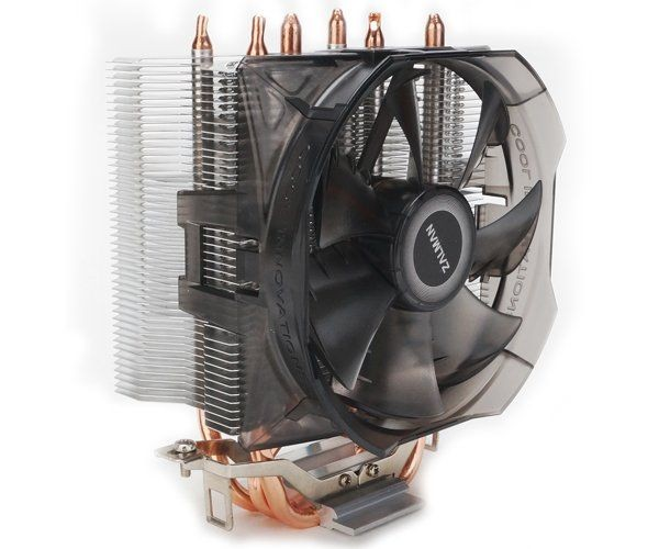 Zalman chladič CNPS8X Optima 100mm fan PWM, 3x heatpipe