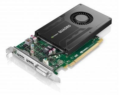 Lenovo Nvidia Quadro K2200 4GB DDR5 Dual-Link Graphics Card by ThinkStation
