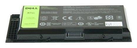 Dell Bateria: 9-cell Podstawowej 87W/HR Precision M4600/M4700/M6600/M6700