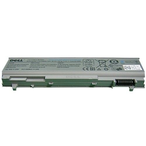 Dell Battery : Primary 6-cell 60W/HR LIION E6410 E6510 M4500