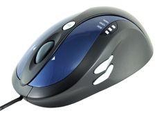 ModeCom MC-907 blue-black