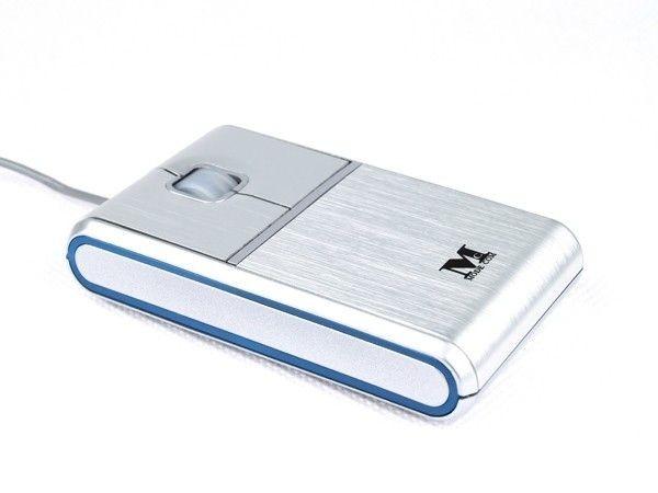 ModeCom Przewodowa Mysz Optyczna MC-901 silver-blue