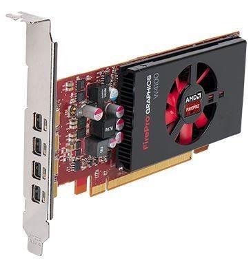Fujitsu AMD FirePro W4100 2GB