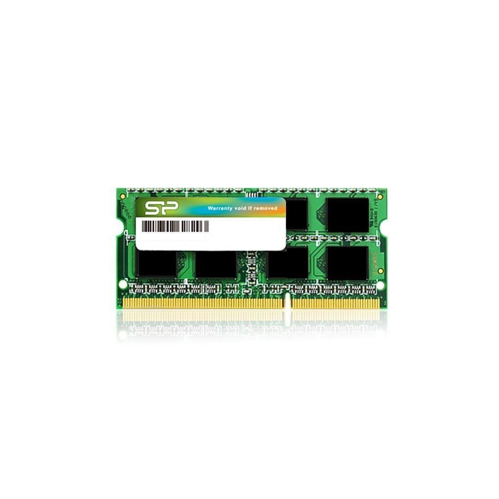 Silicon-Power DDR3 SODIMM 8GB/1600 CL11 (512*8) Low Voltage