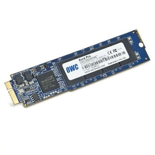 OWC Aura SSD 960GB Macbook Air 2010/2011 (285-560MB/s, 74k IOPS)
