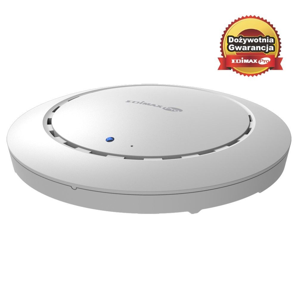 Edimax CAP300 PoE Access Point 802.11b/g/n, 2T2R, 28dBm, Ceiling-Mount, 802.3af