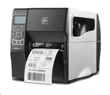 Zebra ZEBRA ZT230t průmyslová tiskárna, 203dpi, RS-232, USB, ZPL, TT