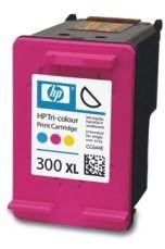 HP Głowica drukująca HP 300XL tri-colour | 12ml | D2560/F4272/F4280
