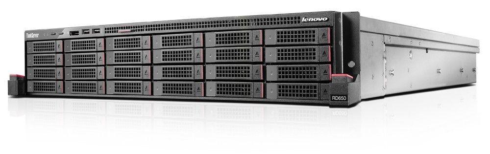 Lenovo Srv2U E52620V3 8GB DVDRW RD650 70DR001QEA