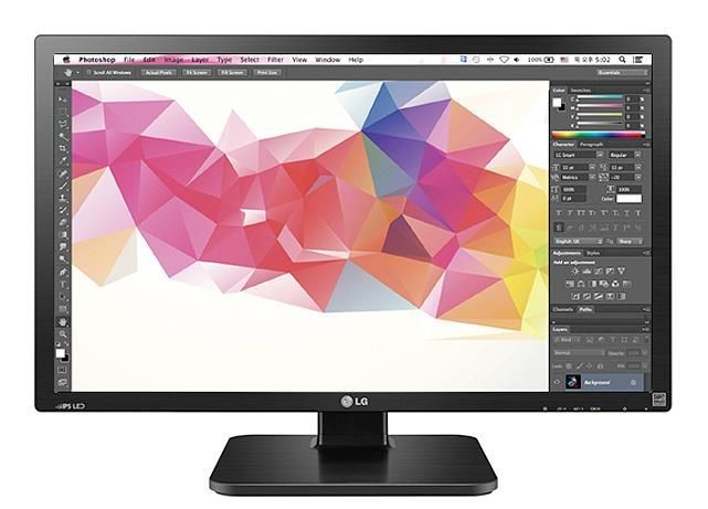 LG Monitor 27MB85Z-B 27'' ultrawide, IPS, 5ms, WQHD, DVI-D, HDMI, DP