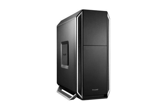 be quiet! obudowa Silent Base 800, srebrna, ATX, micro-ATX, mini-ITX