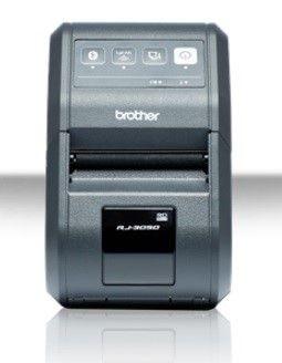 Brother Drukarka etykiet RJ-3050/Mobile label/receipt printer
