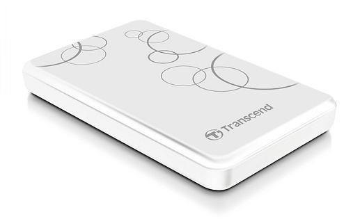 Transcend StoreJet 25A3 2TB USB 2.0/3.0 2,5'' HDD Wstrząsoodporny Szybki Backup