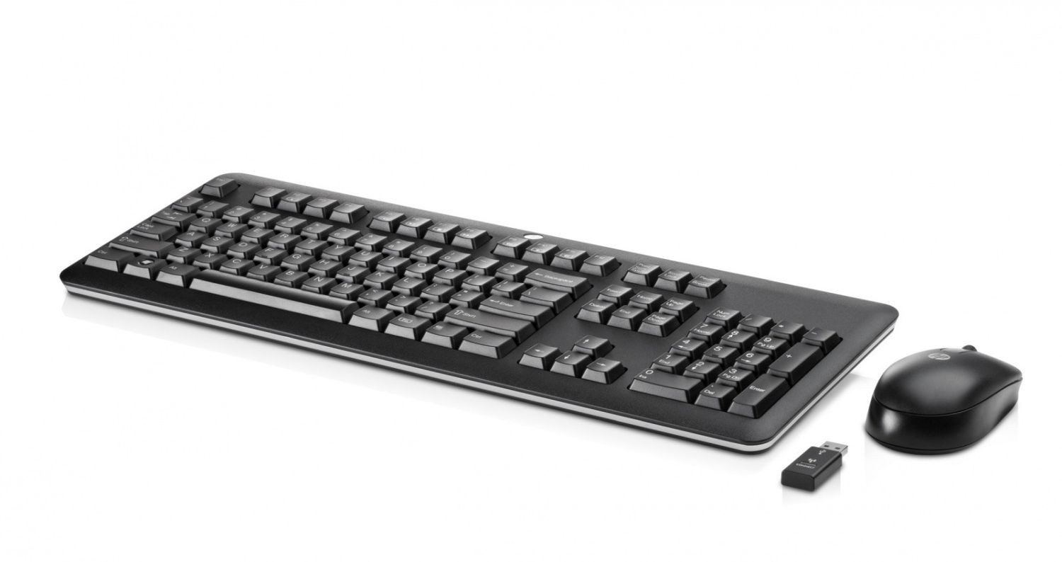 HP Wireless Keyboard & Mouse QY449AA