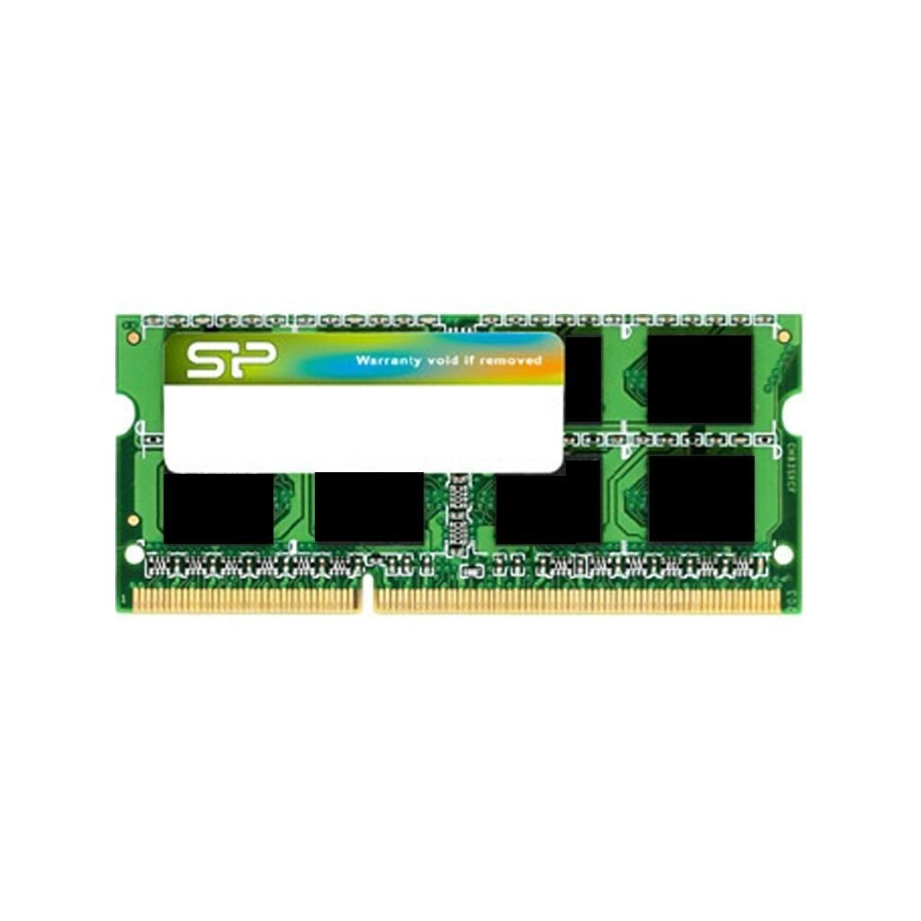 Silicon-Power Pamięć DDR3 4GB 1600MHz CL11 SO-DIMM 1.5V