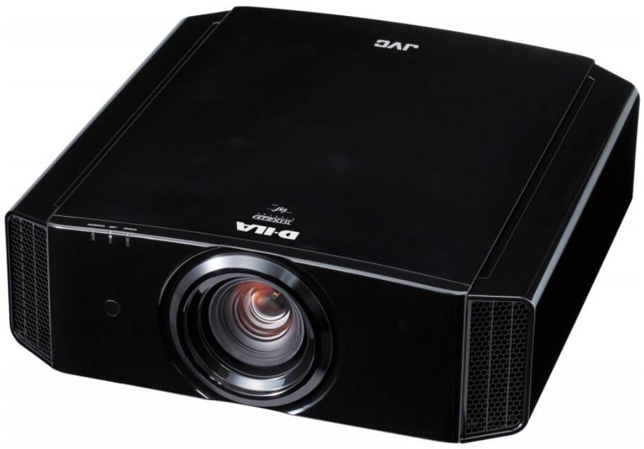 JVC Projektor 4K, 3D, 60.000:1, 1300 lm / czarny