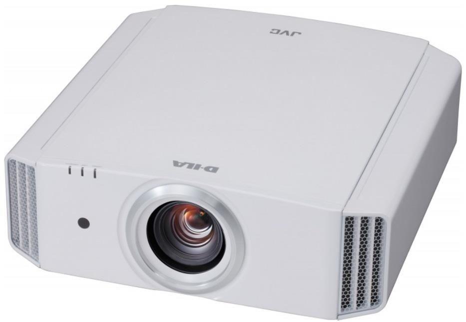 JVC Projektor 4K, 3D, 60.000:1, 1300 lm / biały
