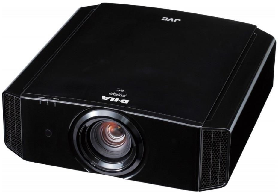 JVC Projektor 4K, 3D, THX 3D, ISF, 150.000:1, 1300 lm / czarny
