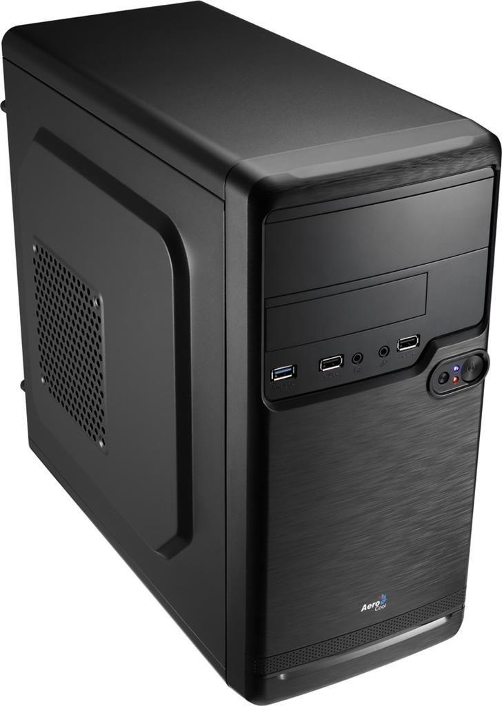 Aerocool PGS QS-182 BLACK, USB3, Kensington Lock, bez zasilacza