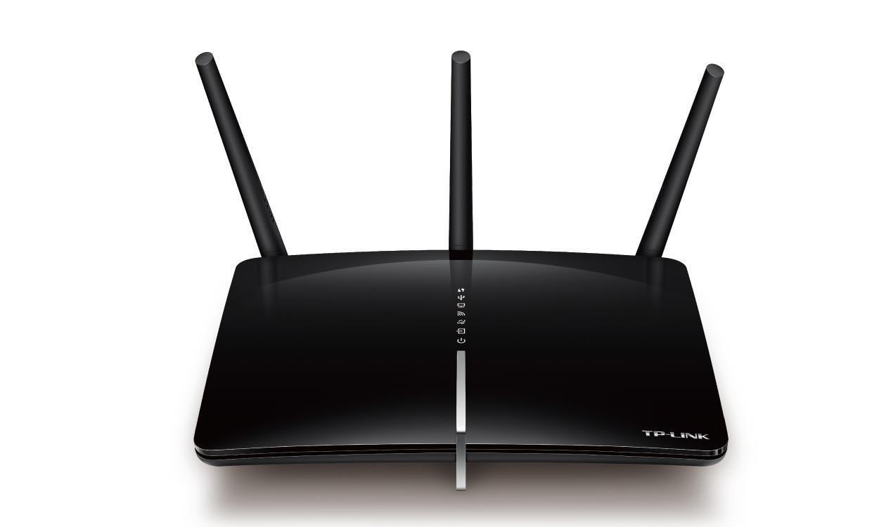 TP-Link Archer D2 AC750 ADSL, Wireless DualBand Gigabit Rout 4xLAN,1xWAN AnnexA