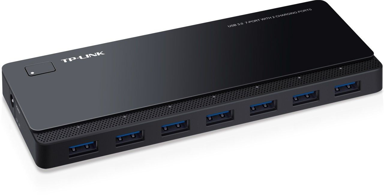 TP-Link UH720 7-port Hub USB 3.0 with 2 Charging Ports