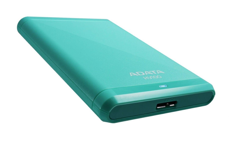 A-Data Dysk HV100 DashDrive External 1TB Blue