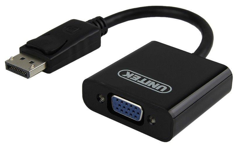Unitek Adapter DisplayPort - VGA, Y-5118E