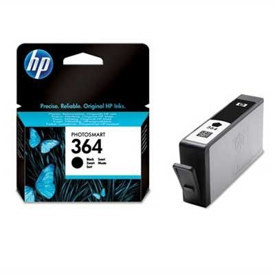 HP tusz 364 black Vivera