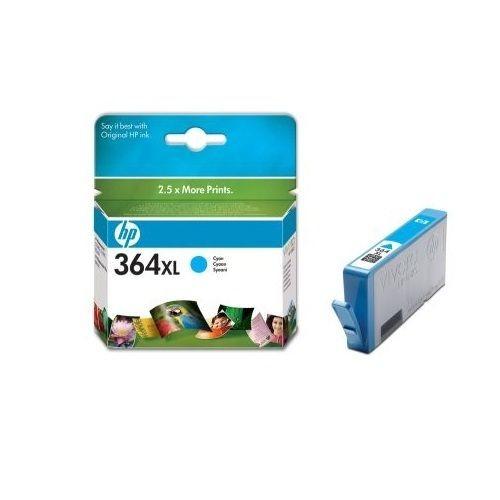 HP Tusz HP 364XL cyan Vivera | 6ml | PS C5380/C6380/D5460/B8850