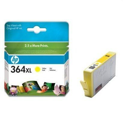HP tusz 364XL yellow Vivera