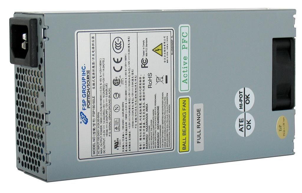 Fortron Flex ATX FSP180-50LE 180W (active PFC, bulk)