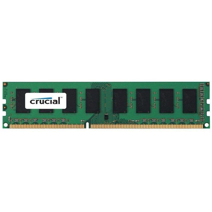 Crucial 8GB 1866MHz DDR3 CL13 1.35V UDIMM