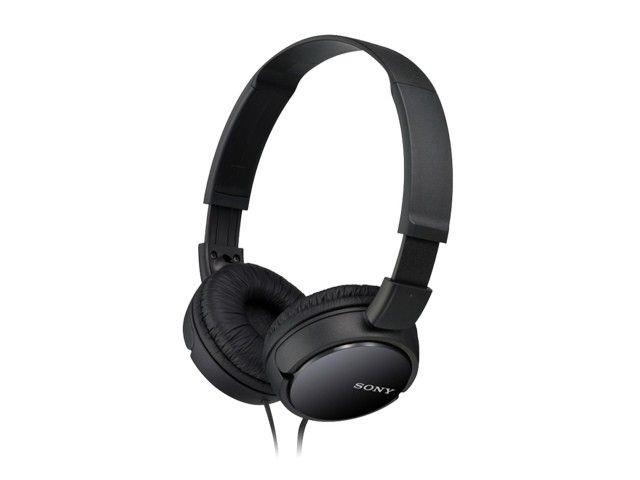 Sony Słuchawki MDR-ZX110 czarne